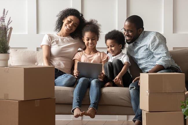 Top 10 tips when moving locally