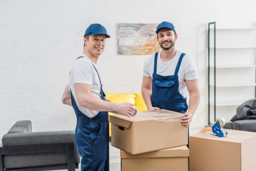 santa monica packing assistance, professional movers